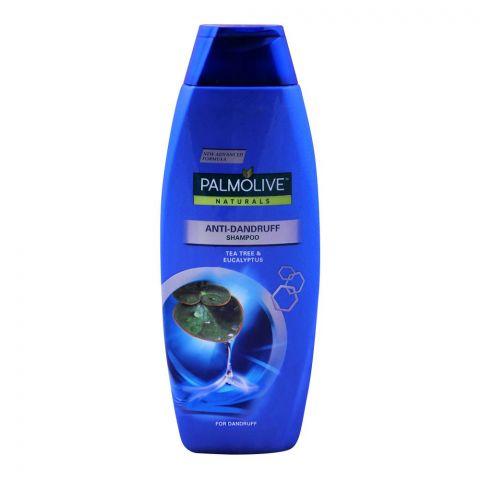 Palmolive Naturals Tea Tree & Eucalyptus Anti-Dandruff Shampoo, 375ml