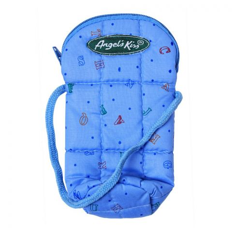 Angel's Kiss Feeder Cover, Small, Blue