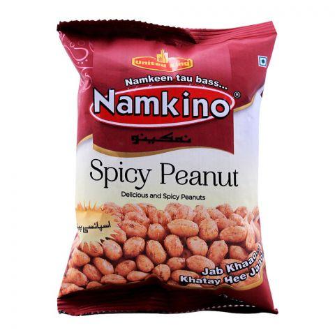 United King Namkino Spicy Peanuts, 100g