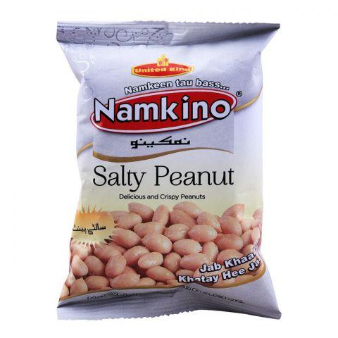 United King Namkino Salty Peanuts, 100g