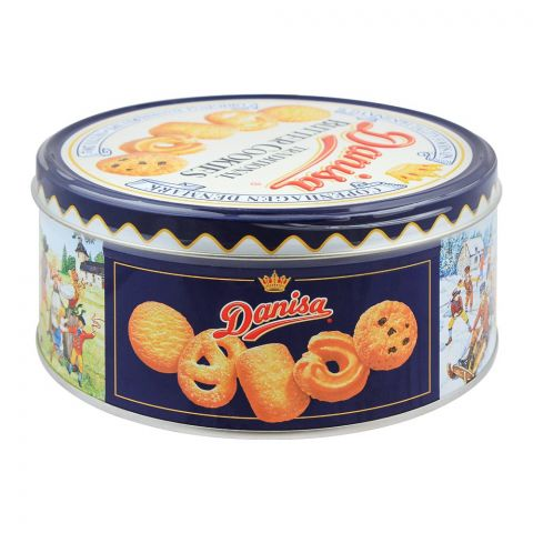 Danisa Traditional Butter Cookies, 200g