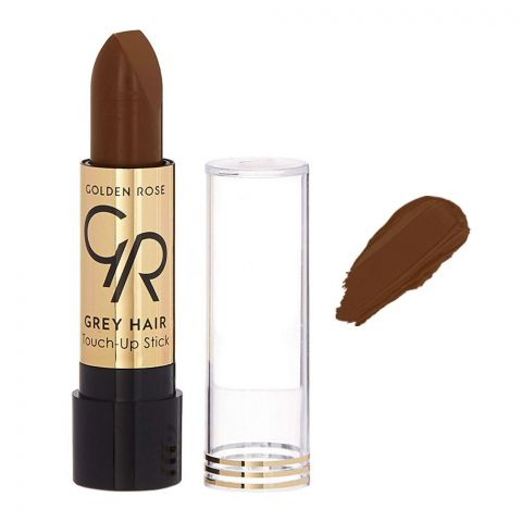 Golden Rose Grey Hair Touch-Up Stick, 08 Chocolate Brown
