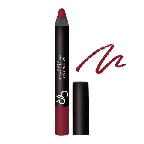 Golden Rose Matte Lipstick Crayon, 05