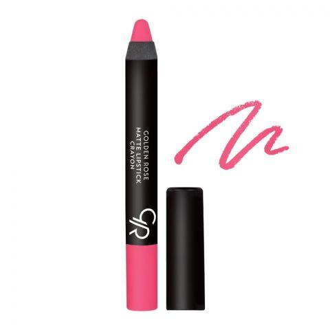 Golden Rose Matte Lipstick Crayon, 17