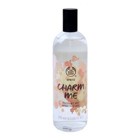 The Body Shop Spritz Charm Me Fragrance Mist, 100ml