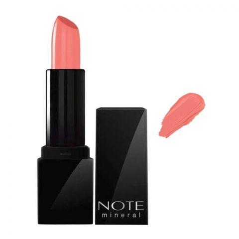 J. Note Mineral Semi Matte Lipstick, 04, Paraben Free
