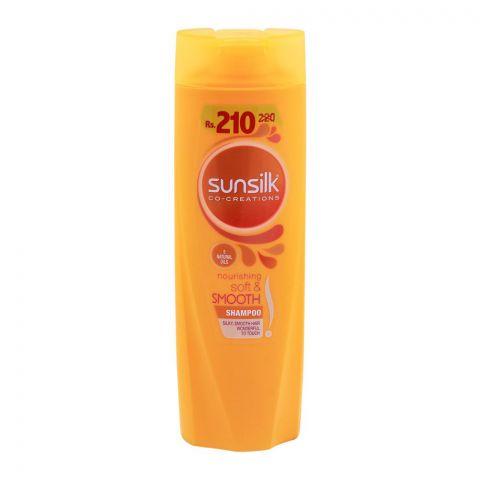 Sunsilk Co-Creations Nourishing Soft & Smooth Shampoo