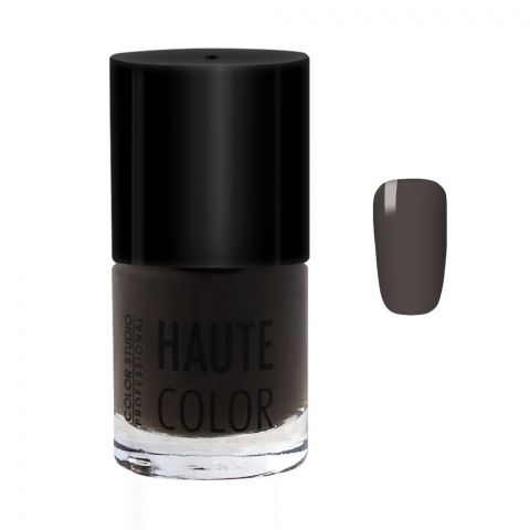 Color Studio Haute Color Nail Polish, Cocao