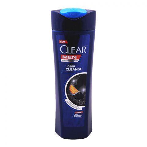 Clear Men Anti-Dandruff Deep Cleanse Shampoo, 320ml