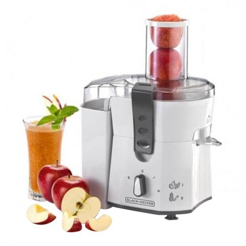 Black & Decker Juicer Extractor, 500 Watts, JE500
