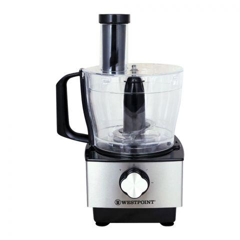 Westpoint Professional Kitchen Robot, Slicer + Shredder + Chopper, WF-505