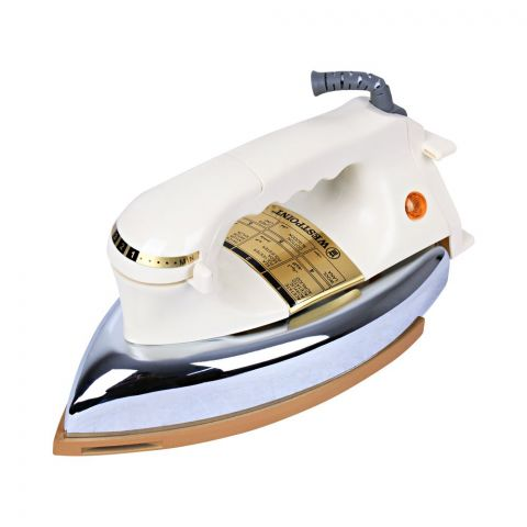 West Point Deluxe Dry Iron, Non-Stick, WF-78 B