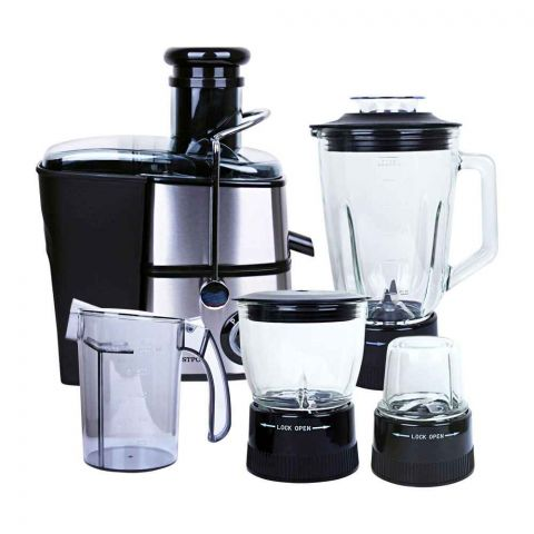 West Point Professional Juice Master, Blender, Grinder And Mincer, WF-1846