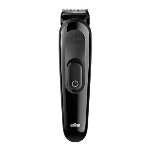 Braun 6-In-1, Face & Head Trimming Kit, Washable, MGK-3025