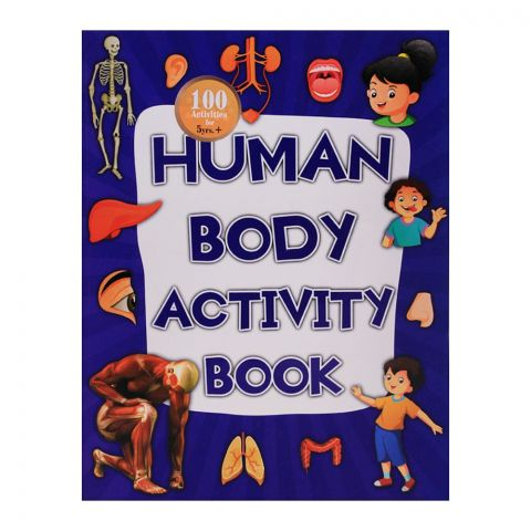 Pegasus Human Body Activity Book