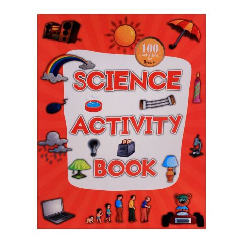 Pegasus Science Activity Book