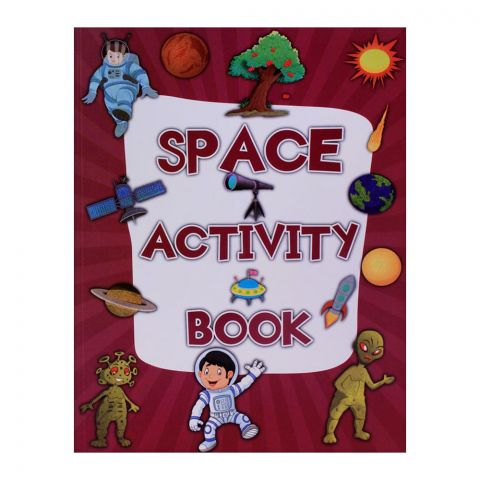Pegasus Space Activity Book