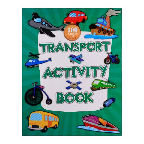 Pegasus Transport Activity Book