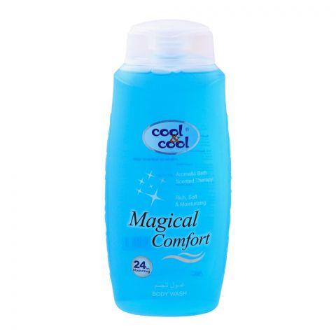 Cool & Cool Magical Comfort Body Wash, 500ml