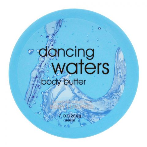 Body Luxuries Dancing Waters Body Butter, 200g