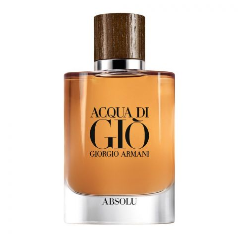 Armani Acqua Di Gio Absolu Eau De Parfum, 75ml