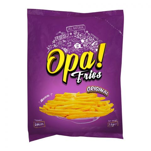 Opa! Fries Original, 6mm, 1 KG