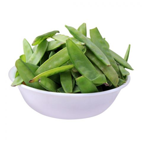 Fresh Basket Snow Peas, Imported