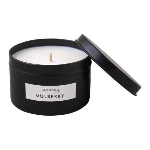 Soyhouse Mulberry Scented Candle
