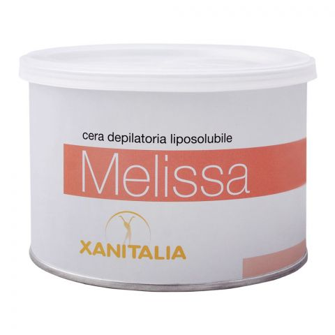 Xanitalia Melissa Liposoluble Depilatory Hair Removal Wax, 400ml