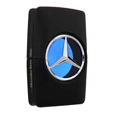 Mercedes-Benz For Men Eau De Toilette, 100ml