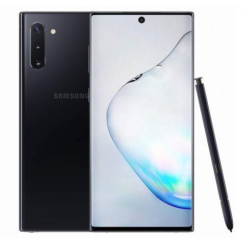 Samsung Galaxy Note 10 8GB/256GB Smartphone, Aura Black, SM-N907F/DS