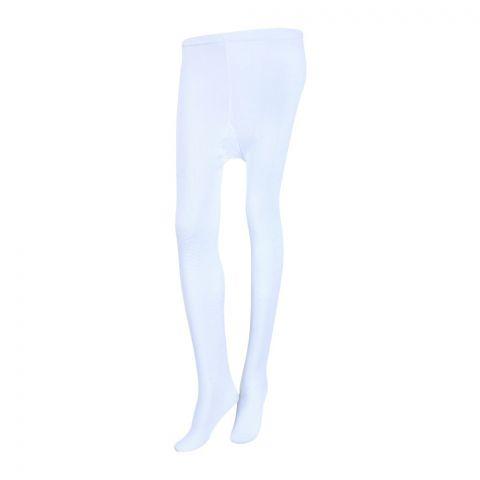 Merry Girls Leggings, White