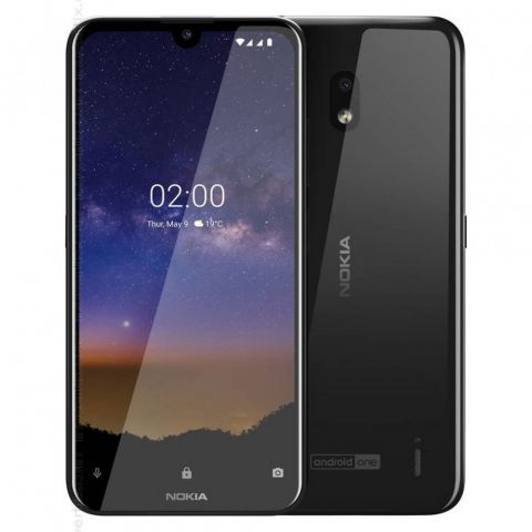 Nokia 3.2 Dual SIM 2GB/16GB Smartphone, Black, TA-1156