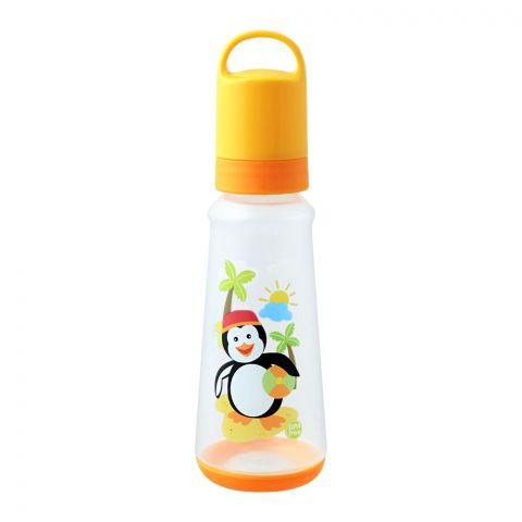 Baby World Animals Baby Feeding Bottle, Penguin, 250ml, BW4004