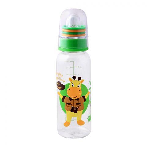 Baby World Animals Baby Feeding Bottle, Jungles Adventure, 250ml, BW4007