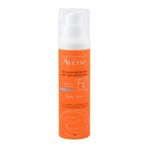Avene Very High Protection SPF 50+ Fluid, 50ml