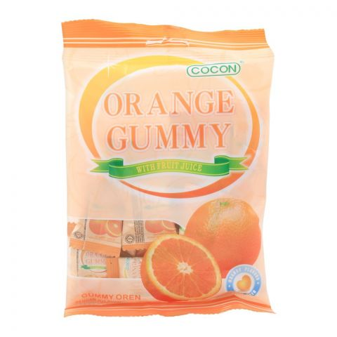 Cocon Orange Gummy, 100g