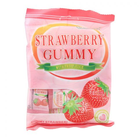 Cocon Strawberry Gummy, 100g