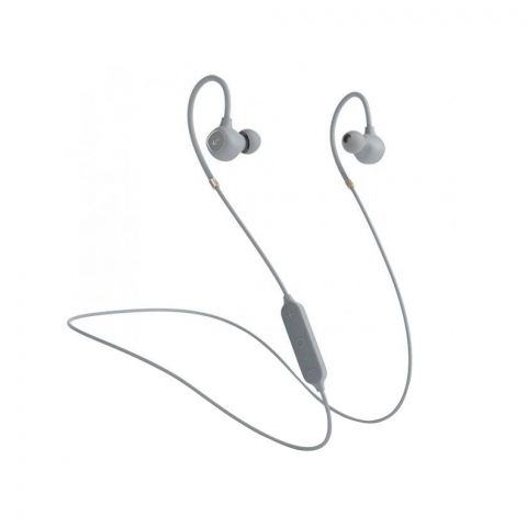Aukey Key Series Wireless Sports Headphones, Light Grey, EPB80