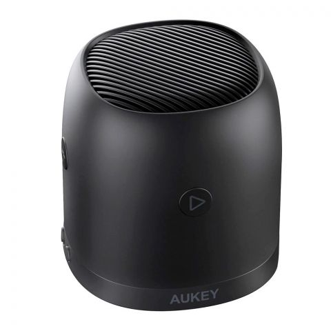 Aukey Mini Wireless Speaker, Black, SKM31