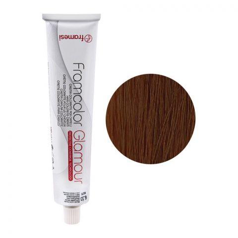 Framesi Framcolor Glamour Hair Coloring Cream, 6.33 Dark Golden Blonde