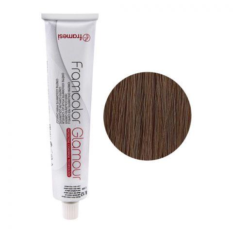 Framesi Framcolor Glamour Hair Coloring Cream, 8.12 Light Blonde Natural Ash