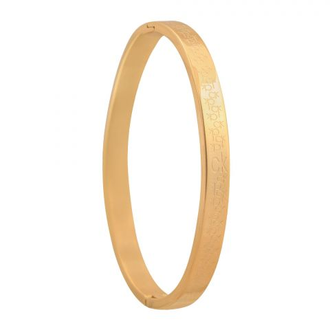 CK Girls Bangle, Golden, NS-020