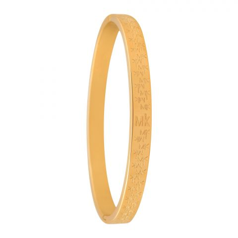 MK Style Girls Bangle, Golden, NS-025