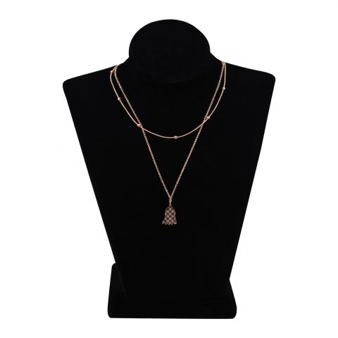 Gucci Style Girls Necklace, NS-035