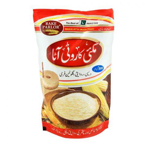 Bake Parlor Makai Atta (Maize Flour), 500g,