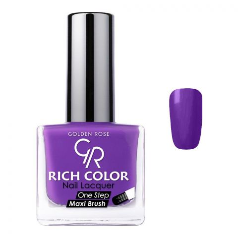 Golden Rose Rich Color Nail Lacquer, 32