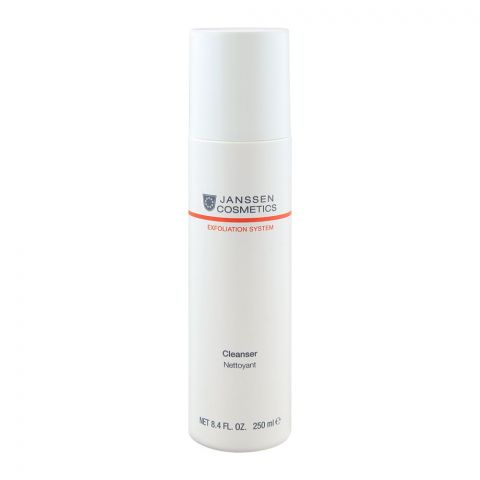 Janssen Cosmetics Exfoliation System Cleanser, 250ml