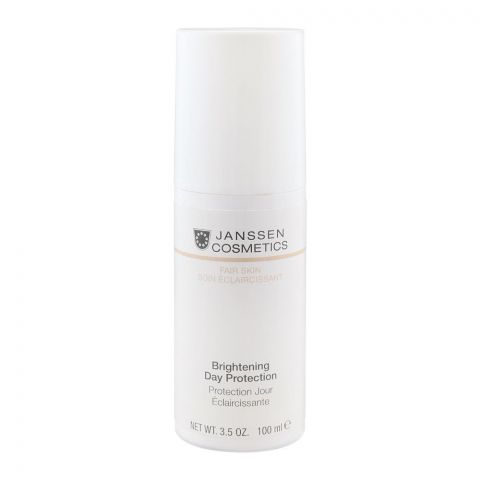 Janssen Cosmetics Brightening Day Protection Fair Skin, 100ml