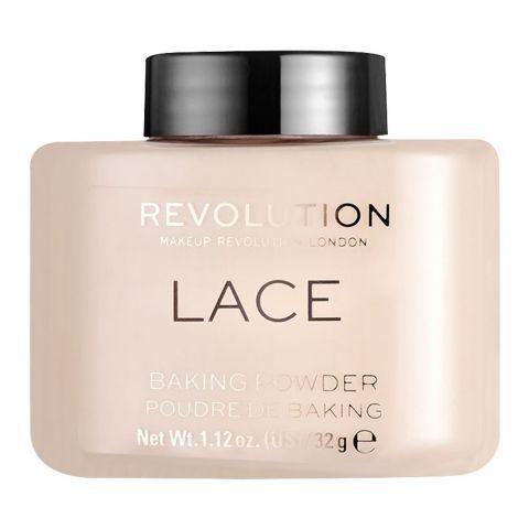 Makeup Revolution Lace Baking Powder, 32g